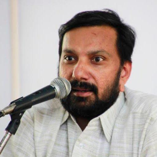 കാറ്റൂരി വിട്ടപ്പോൾ ഷാജൻ സ്കറിയക്കും മനസ്സിലായി, 'കാവി ഭീകരത ഉണ്ട്'