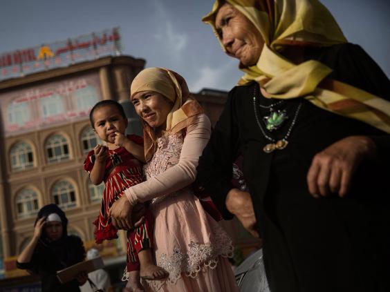 muslims-xinjiang