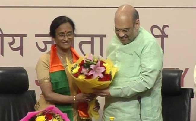 റീത ബഹുഗുണ ബിജെപിയില്