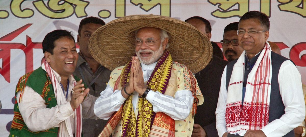പ്രധാനമന്ത്രി നരേന്ദ്ര മോദി 'ഇന്ക്രെഡിബിള് ഇന്ത്യ' ബ്രാന്ഡ് അംബാസഡറാകും