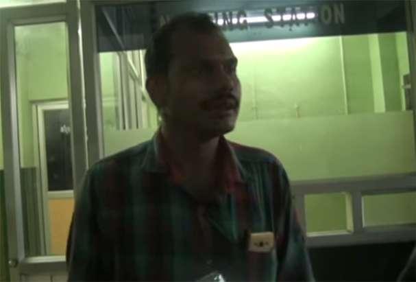 മുലപ്പാല് നിഷേധിച്ച സംഭവം:  മാപ്പിരന്ന് പിതാവ് അബൂബക്കര് സിദ്ദീഖി