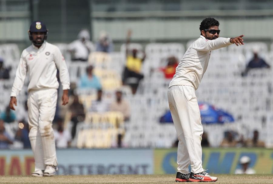 ഇംഗ്ലണ്ടിനെതിരായ അഞ്ച് ടെസ്റ്റ് പരമ്പരയില് നിന്ന് 26 വിക്കറ്റുകളാണ് ജദേജ സ്വന്തമാക്കിയത്