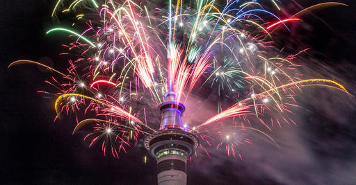New Zealand New Year's Eve