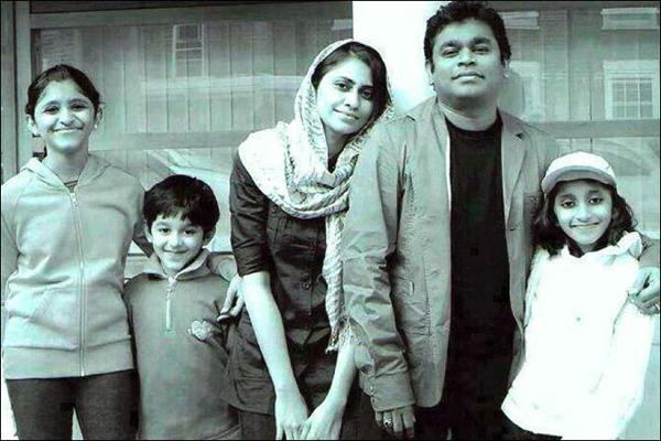 a-r-rahaman-family