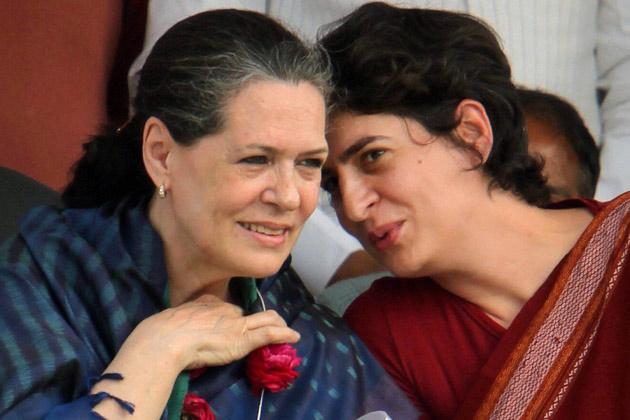 സോണിയ ഗാന്ധിക്ക് പകരം പ്രിയങ്ക: 2019 ലോകസഭാ റായ്ബറേലിയില് മത്സരിക്കുമെന്ന് റിപ്പോര്ട്ട്