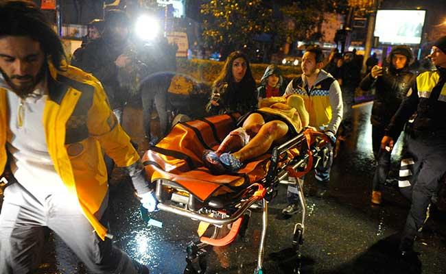 പുതുവര്ഷാഘോഷത്തിനിടെ തുര്ക്കിയിലെ നിശാക്ലബ്ബില് വെടിവെപ്പ്; 39പേര് കൊല്ലപ്പെട്ടു