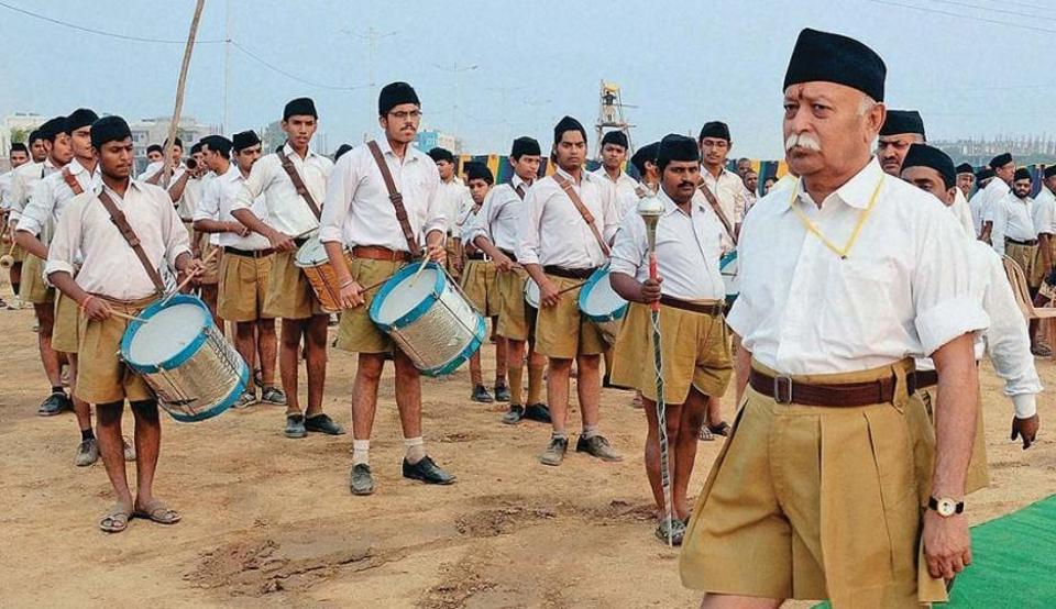 ഇന്ത്യയില് ജനിക്കുന്നവരെല്ലാം ഹിന്ദുക്കളെന്ന് മോഹന് ഭാഗവത്