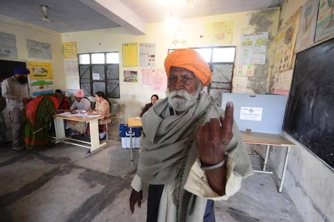ഗോവയില് 83% പോളിങ്, പഞ്ചാബില് 75 ശതമാനം: ഇനി കാത്തിരിപ്പ്