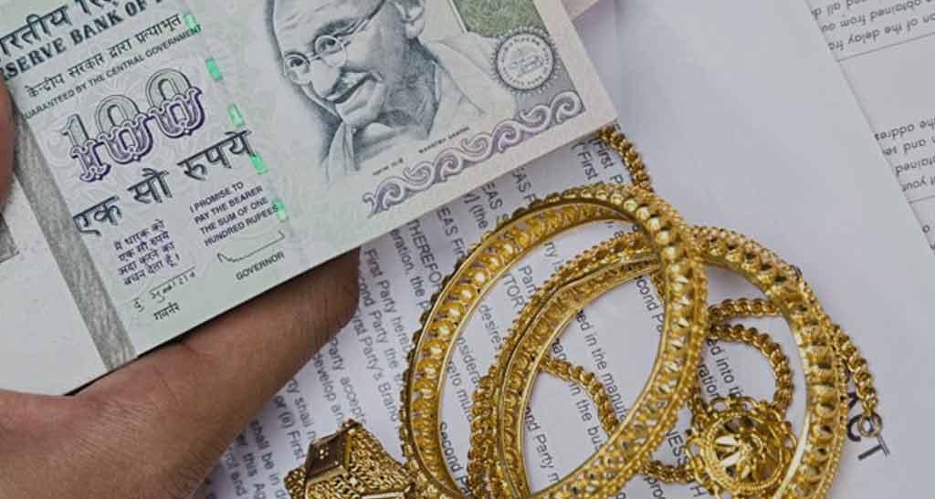 മോദിയുടെ നോട്ട് അസാധു: സ്വര്ണവായ്പക്കും തിരിച്ചടി