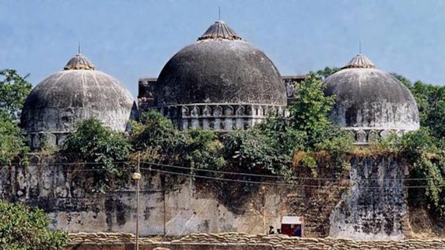 ബാബരി മസ്ജിദ് കേസ്: വാദം കേള്ക്കുന്നത് നാളത്തേക്ക് മാറ്റി