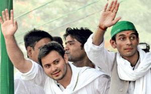 lalus-son-tej-pratap-faces-his-first-electoral-test-in-mahua