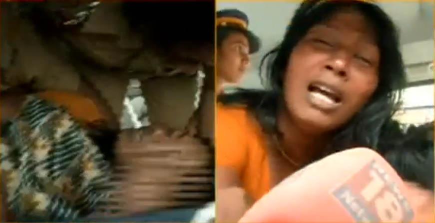 പെമ്പിളൈ ഒരുമ പ്രവര്ത്തകരെ ബലം പ്രയോഗിച്ച് നീക്കി