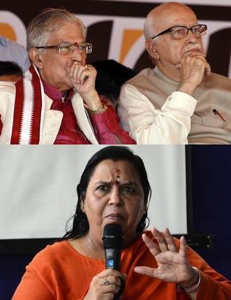 ബാബരി: കോടതി വിധിയും  ബി.ജെ.പി രാഷ്ട്രീയവും