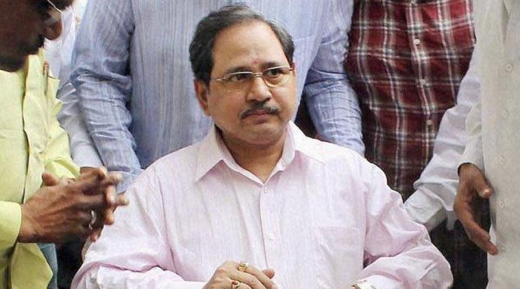 ഗുജറാത്ത് ഡി.ജി.പി  പി.പി പാണ്ഡെ തെറിച്ചു
