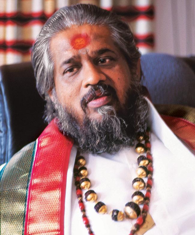 രാജീവ് ഗാന്ധി വധക്കേസ്: പ്രതിപ്പട്ടികയിലുള്ള വിവാദ ആത്മീയ നേതാവ് അന്തരിച്ചു