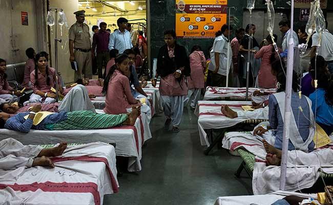 ഗ്യാസ് ചോര്ച്ച; ഡല്ഹിയില് 150-ഓളം വിദ്യാര്ത്ഥിനികള് ആസ്പത്രിയില്