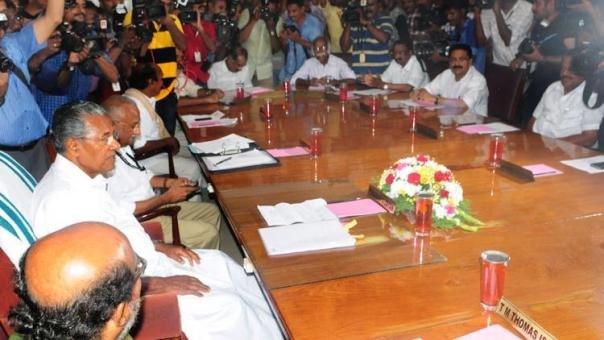 മാടുകളുടെ അറവ് നിരോധനം: കേന്ദ്ര ഉത്തരവ് മറികടക്കാന് സംസ്ഥാനത്ത് സര്വകക്ഷിയോഗം