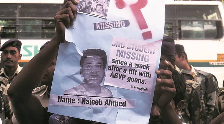 നജീബിന്റെ തിരോധാനം: സിബിഐ അന്വേഷണത്തിന് ഡല്ഹി ഹൈക്കോടതി ഉത്തരവ്