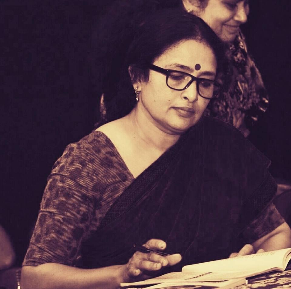 'സെന്കുമാര് ഒരു രോഗലക്ഷണമാണ്'; മുന് ഡിജിപിക്കെതിരെ എഴുത്തുകാരി സുജ സൂസന് ജോര്ജ്ജ്