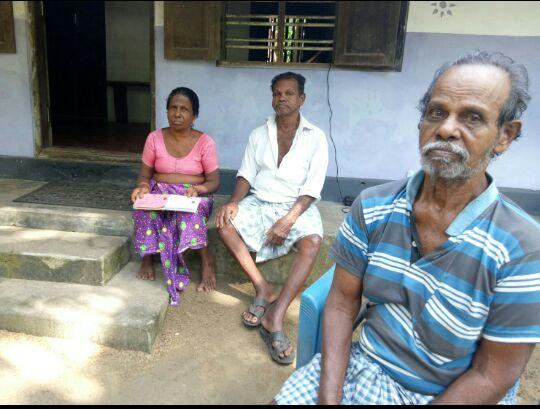 ' എല്ലാം ശരിയാക്കി തരാം സര്ക്കാര് ഒപ്പമുണ്ട് ' ക്ഷേമ പെന്ഷന് മാത്രമുള്ള കുടുംബത്തിന് റേഷന് കാര്ഡില് മാസ വരുമാനം 96295 രൂപ.