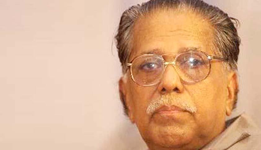 പ്രമുഖ അഭിഭാഷകന് എം.കെ ദാമോദരന് അന്തരിച്ചു