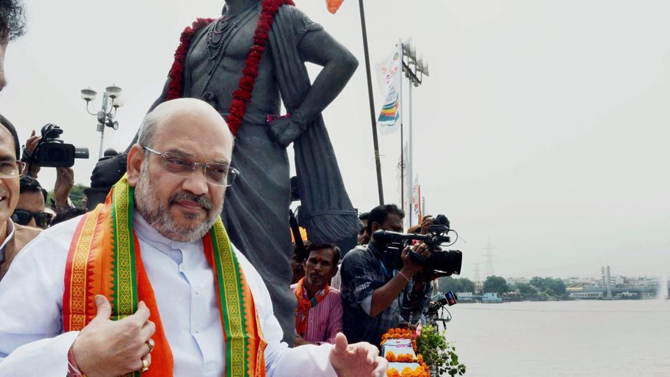അഞ്ചോ പത്തോ വര്ഷമല്ല വേണ്ടത്, അമ്പതാണ്ട് ഭരിക്കലാണ് ലക്ഷ്യമെന്ന് അമിത് ഷാ