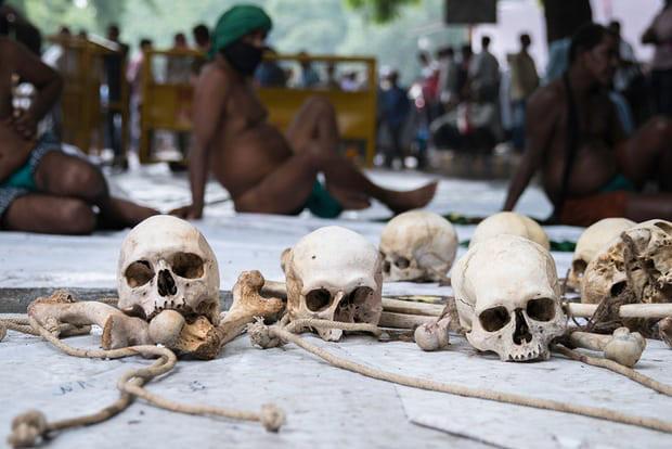 ഇന്ത്യയെ തുറിച്ചുനോക്കുന്നത് വന് കാര്ഷിക ദുരന്തം