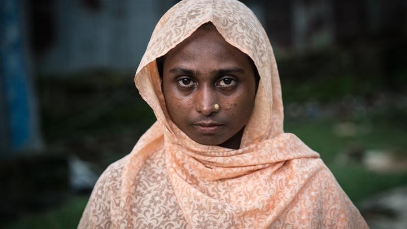 റോഹിന്ഗ്യ കൂട്ടക്കുരുതിക്ക് ദൃക്സാക്ഷിയായി റാഷിദ