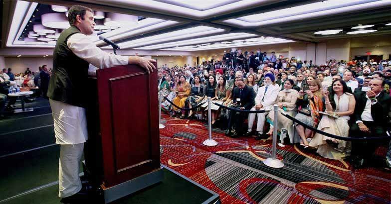 ഇന്ത്യയില് സഹിഷ്ണുതയ്ക്ക് എന്തുപറ്റിയെന്നു ലോകം ചോദിക്കുന്നു: രാഹുല്