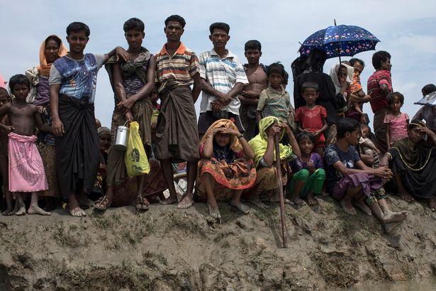 റോഹിന്ഗ്യകളെ ബംഗ്ലാദേശ്  തിരിച്ചയക്കുന്നില്ലെന്ന് മ്യാന്മര്