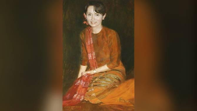 റോഹിന്ഗ്യ മുസ്്ലിം കൂട്ടക്കുരുതി സൂകിയുടെ ചിത്രം ഓക്സ്ഫഡ് നീക്കി
