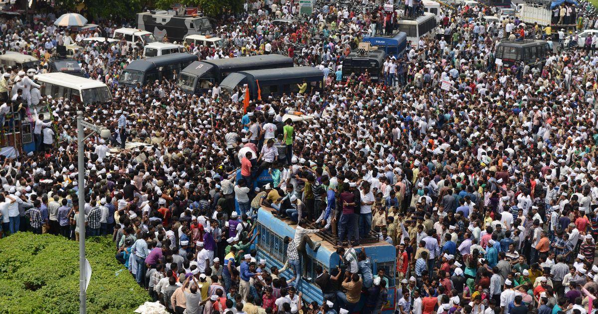 ഗുജറാത്ത്: ബി.ജെ.പി ക്ക് ചുവടുപിഴക്കുന്നു, കേസ് പിന്വലിച്ചാലും വോട്ടില്ലെന്ന് കര്ഷകര്