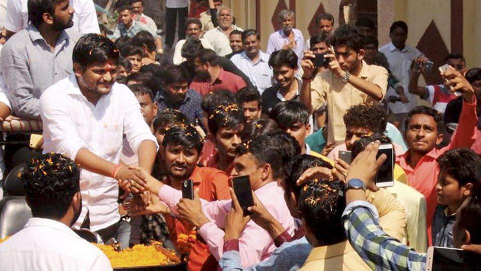 ഗുജറാത്ത്: പട്ടേല് വിഭാഗത്തിന് ഇ.ബി.സി സംവരണം വാഗ്ദാനം ചെയ്ത് കോണ്ഗ്രസ്