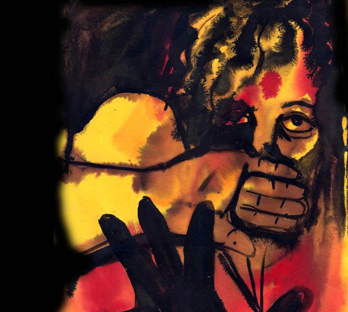 പ്രതിശ്രുത വരനെ മര്ദിച്ച് വിദ്യാര്ത്ഥിനിയെ കൂട്ട ബലാത്സംഗം ചെയ്തു; ആറു പേര് അറസ്റ്റില്