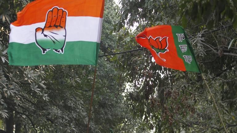 ശാംജി ചൗഹാന് എം.എല്.എ ബി.ജെ.പിയില് നിന്നും രാജിവെച്ച് കോണ്ഗ്രസ്സില് ചേര്ന്നു