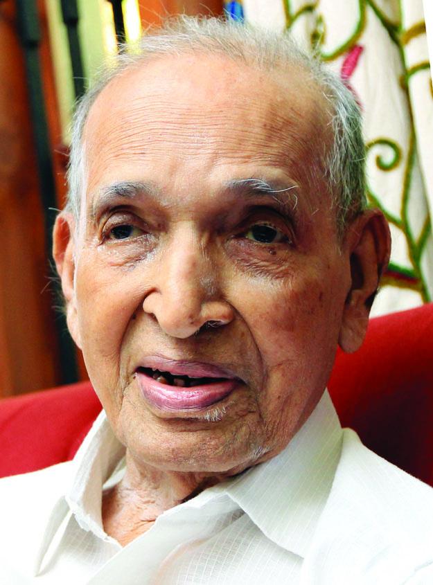 സുപ്രീംകോടതി മുന് ജസ്റ്റിസ് വി. ഖാലിദ് അന്തരിച്ചു