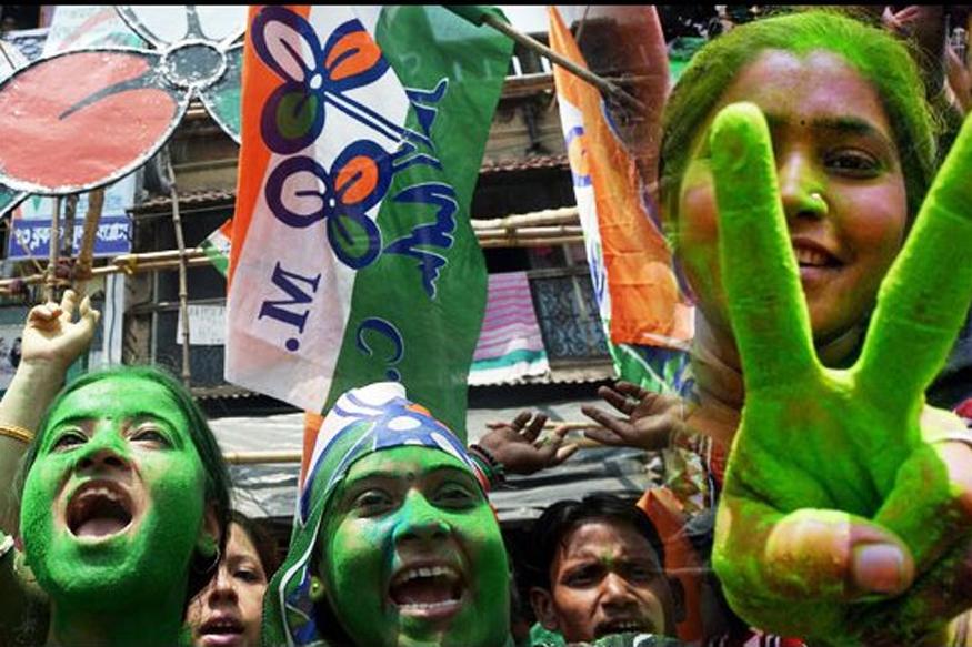 ഉപതെരഞ്ഞെടുപ്പ്: പശ്ചിമബംഗാളില് തൃണമൂല് കോണ്ഗ്രസ് വിജയത്തിലേക്ക്