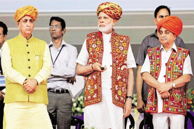 കോണ്ഗ്രസില് നിന്നും പുറത്തുപോയ റത്തന്സിംങിന്റെ പിന്തുണ ബി.ജെ.പിക്ക്; നിയമസഭയില് നൂറുതികച്ച് വിജയ് രൂപാനി സര്ക്കാര്
