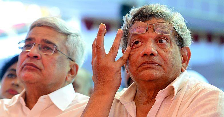 കോണ്ഗ്രസ് ബന്ധം : സി.പി.എമ്മില് ഭിന്നത രൂക്ഷം, രാജി ഭീഷണിയുമായി യെച്ചൂരി