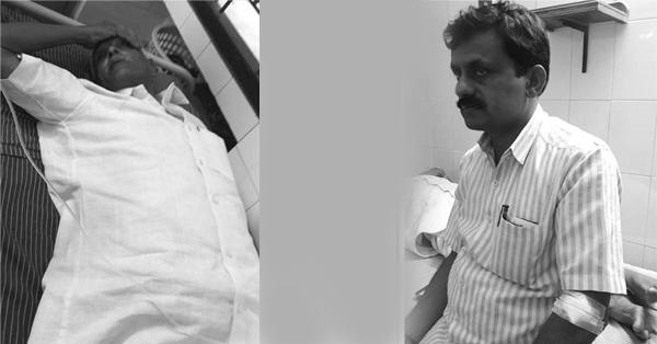 ബത്തേരിയില് കോണ്ഗ്രസ് നേതാക്കള്ക്ക്  നേരെ സി.പി.എം ഗുണ്ടായിസം
