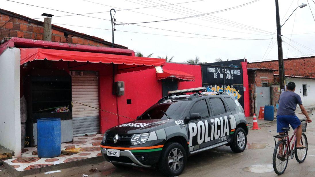 ബ്രസീലിലെ ഡാന്സ് ക്ലബ്ബില് വെടിവെപ്പ് : 14 പേര് കൊല്ലപ്പെട്ടു