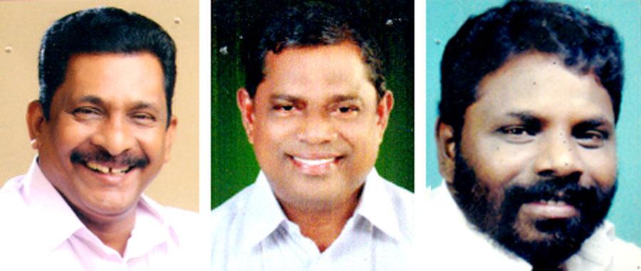 ദലിത് ലീഗ്: യു.സി രാമന് പ്രസി, എ.പി  ഉണ്ണികൃഷ്ണന് സെക്ര, പിസി രാജന് ട്രഷ.