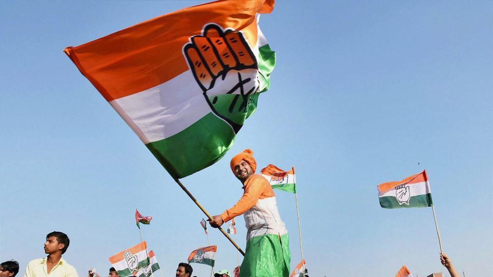 രാജസ്ഥാന് ഉപതെരഞ്ഞെടുപ്പ്: ബി.ജെ.പിയെ പിന്തള്ളി കോണ്ഗ്രസ് മുന്നേറുന്നു