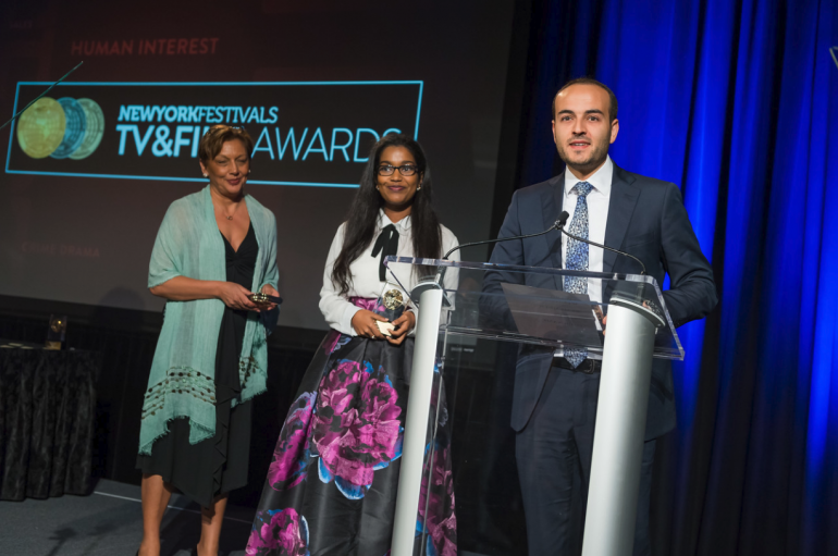 അല്ജസീറയ്ക്ക് സ്വര്ണമെഡല് പുരസ്കാരം