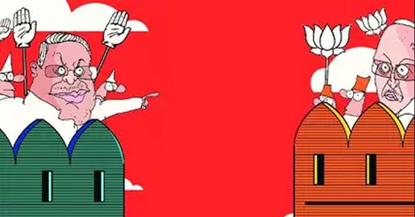 ബി.ജെ.പിയെ അതേ നാണയത്തില് തിരിച്ചടിച്ച് കോണ്ഗ്രസ്; ആറ് ബി.ജെ.പി എം.എല്.എമാരുമായി കോണ്ഗ്രസ് ചര്ച്ച നടത്തി