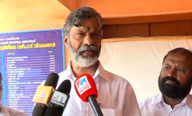 ചെങ്ങന്നൂര്: കോണ്ഗ്രസിനെ തോല്പ്പിക്കാന് എല്.ഡി.എഫ്-ബി.ജെ.പി ഒന്നിച്ചെന്ന് ഡി വിജയകുമാര്
