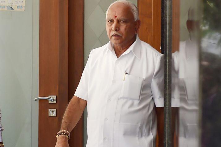 പടിയിറക്കം വിശ്വാസം തേടാതെ; യെദ്യൂരപ്പ അധികാരത്തിലിരുന്നത് 55 മണിക്കൂര് മാത്രം