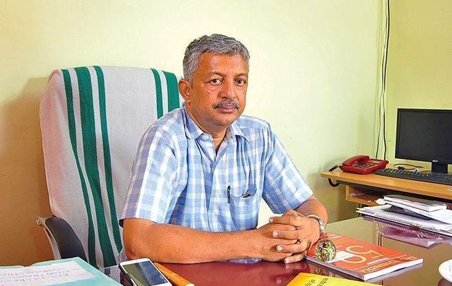 കെ.എസ്.ആർ.ടി.സി മുൻ എം.ഡി ആൻറണി ചാക്കോ അന്തരിച്ചു