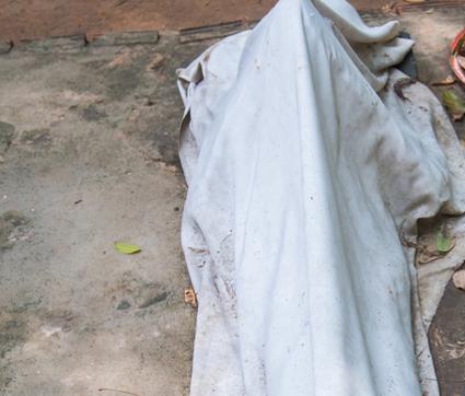 രാഷ്ട്രപതി ഭവനില് ജീവനക്കാരന്റെ അഴുകിയ മൃതദേഹം
