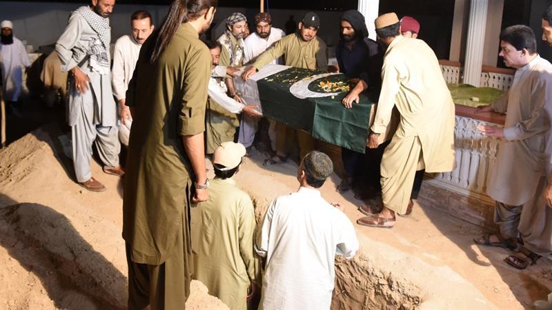 പാകിസ്താനില് തെരഞ്ഞെടുപ്പ് റാലിക്കിടെ ചാവേര് ആക്രമണത്തില് മരിച്ചവരുടെ എണ്ണം 149 ആയി ഉയര്ന്നു